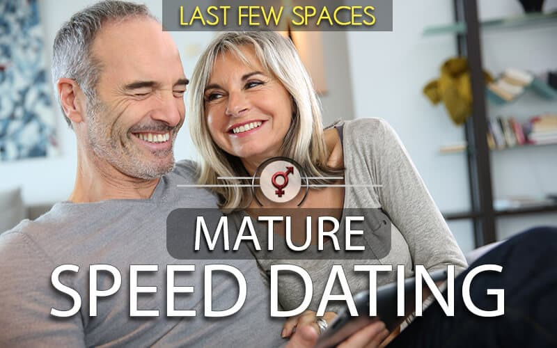 Assured, that mature age dating